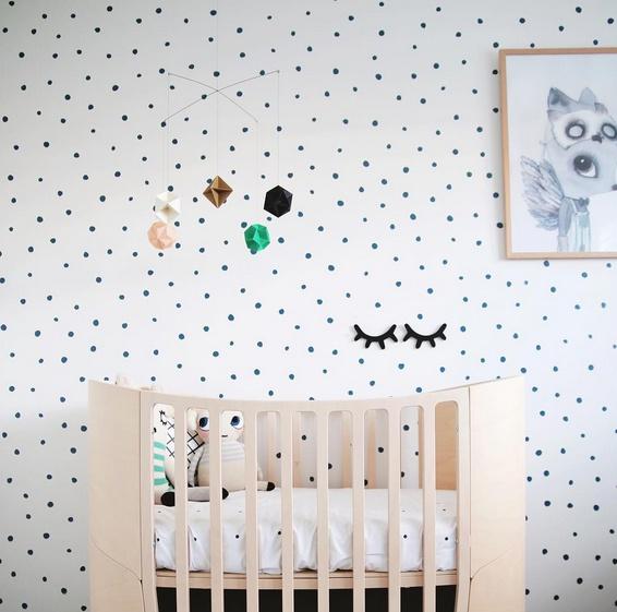 Detalles para decorar una Habitación de Bebé en @instagram
