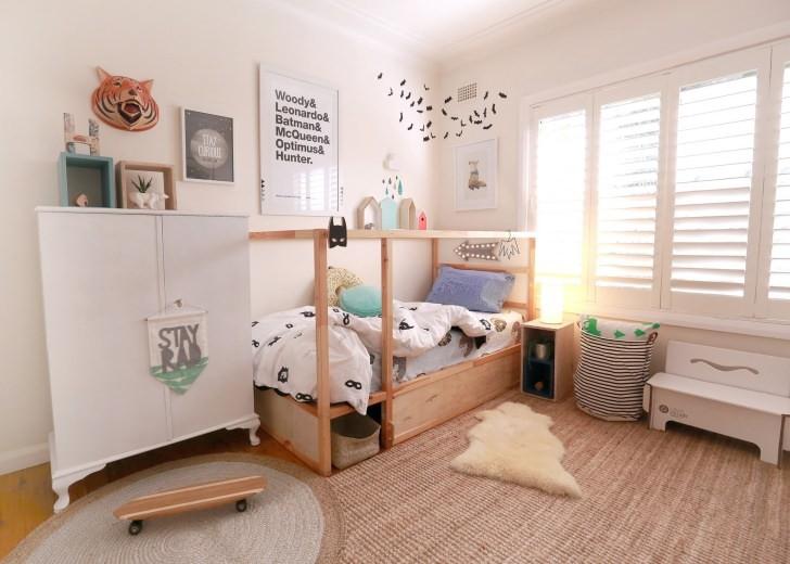 Una habitaci n infantil con muchos looks for Kinderzimmer planen