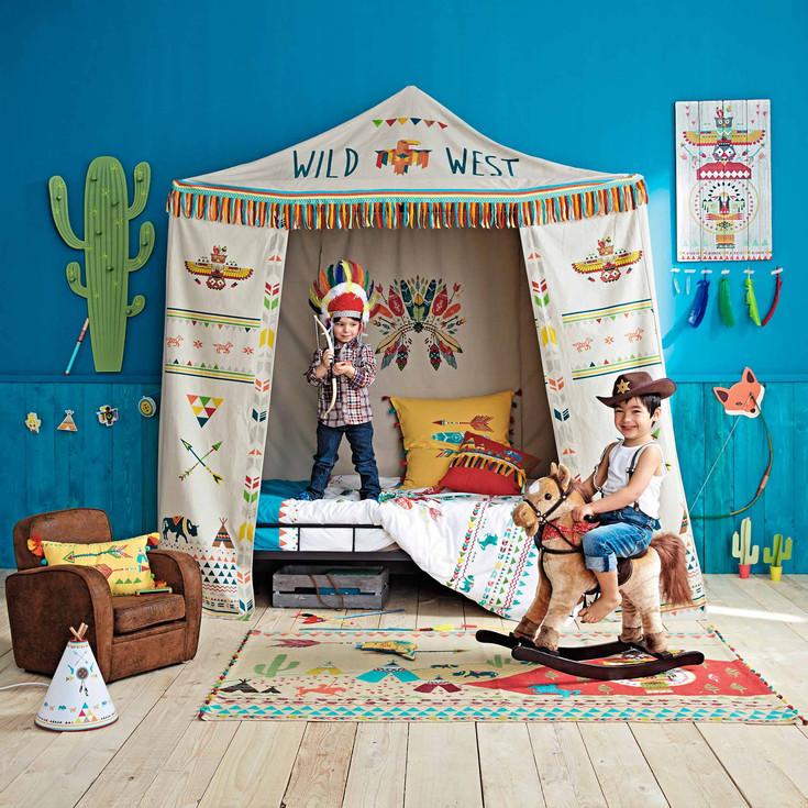 Habitaciones infantiles de maison du monde - Habitaciones originales para ninos ...