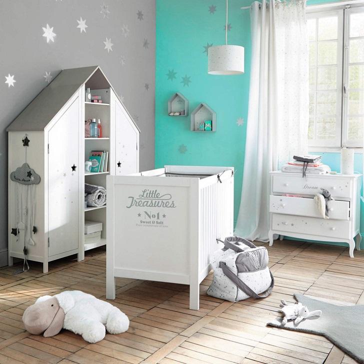 Habitaciones infantiles de maison du monde - Maison du monde bebe ...