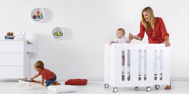 Moodelli, Muebles Inteligentes Para Bebés, lanza su propia tienda online