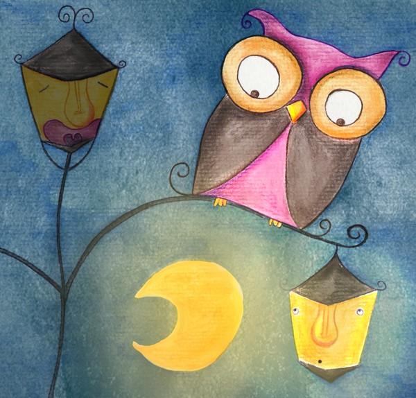 4. cuento en ingles sleepy lampost
