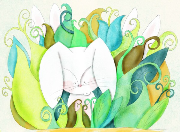 7. cuento en ingles the bunny without ears
