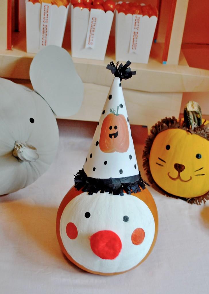 Decoraci n de calabazas de halloween f cil decopeques - Ideas para decorar calabazas halloween ...