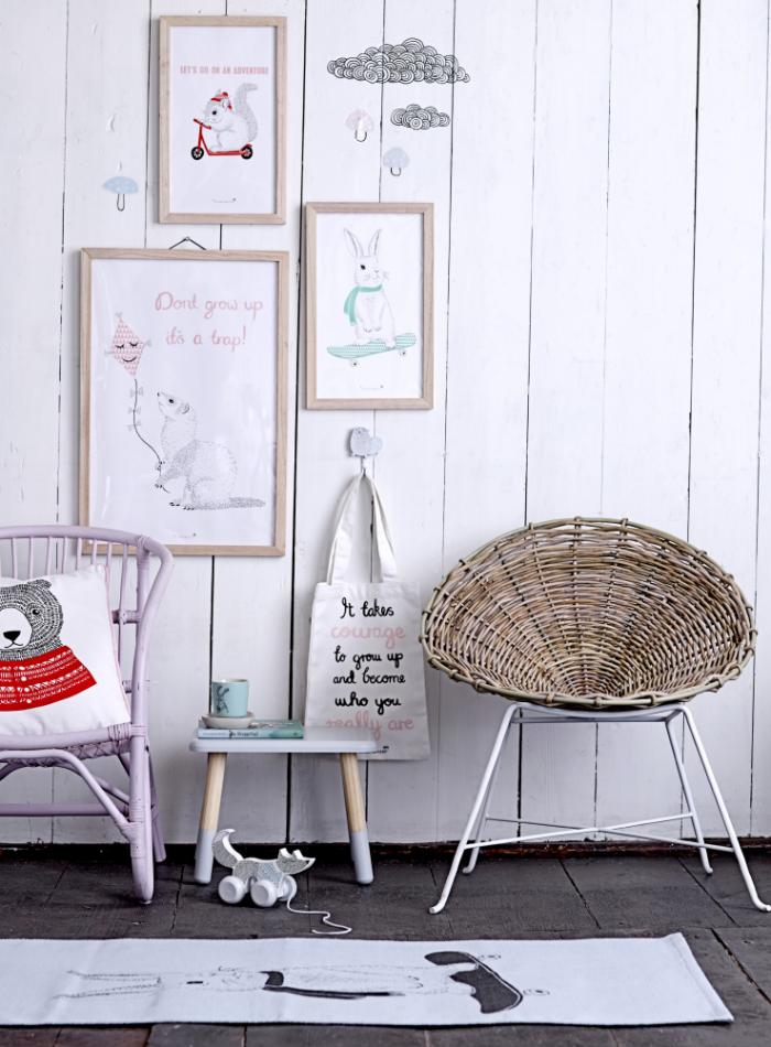 decoracion-nordica-niños