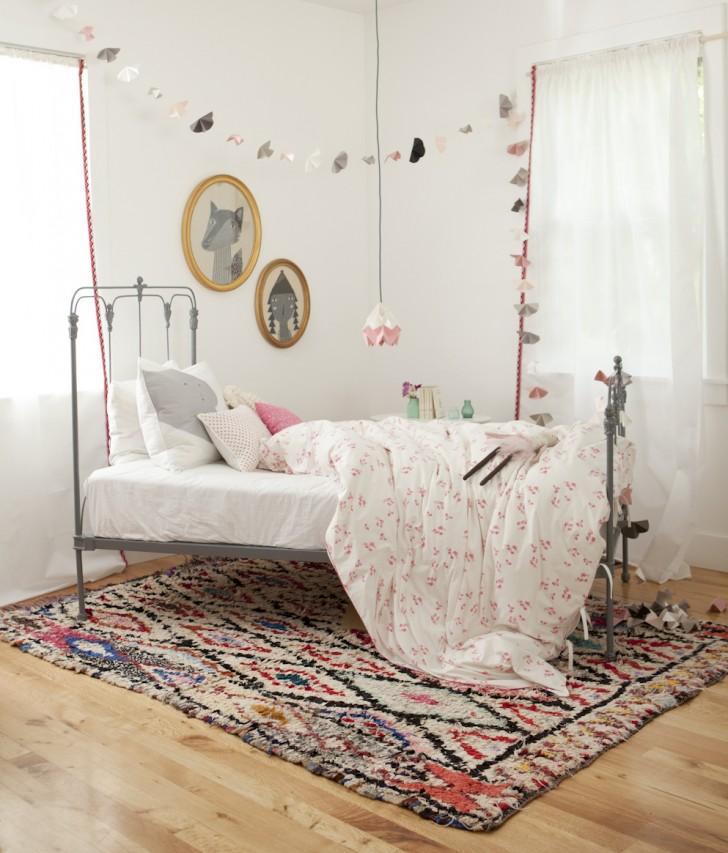 Habitaciones infantiles tonos pastel - Habitaciones infantiles romanticas ...
