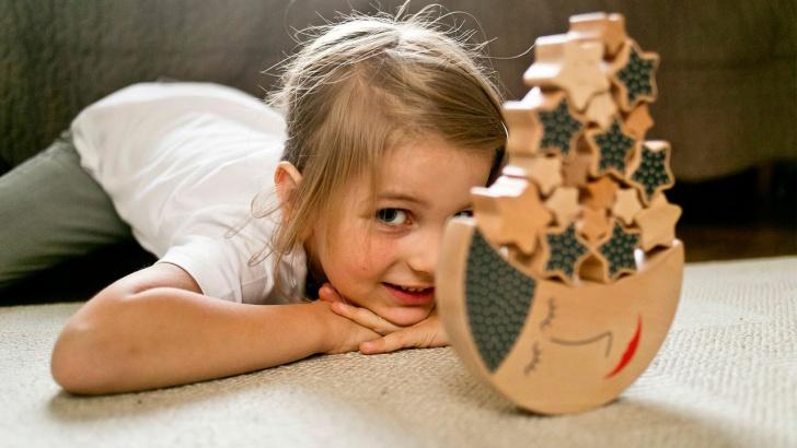 Juguetes creativos que estimulan su imaginación