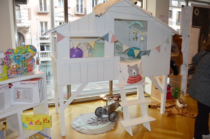 El Pop up de KidsHome este fin de semana en Madrid