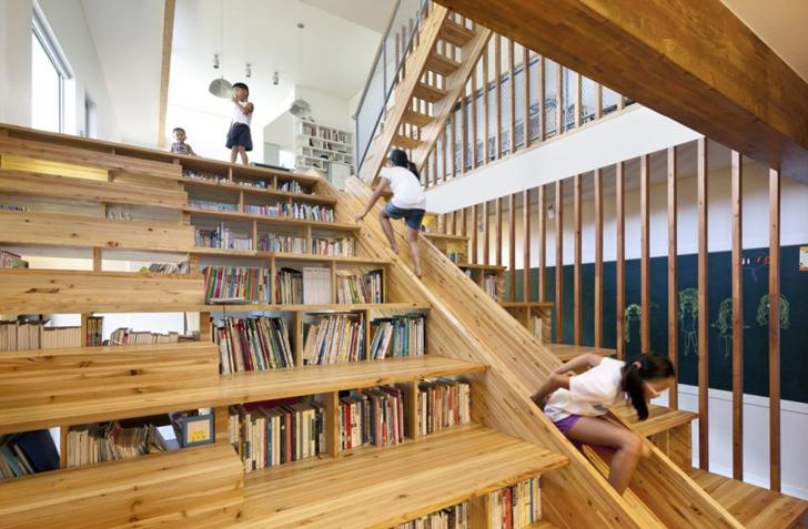 Libreria de diseño para niños ¡en casa!