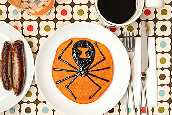 pancakes-calabaza