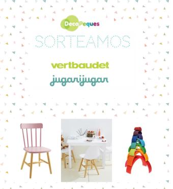 Maxi-Sorteo#1:  Vertbaudet + Jugar i Jugar – Lunes 16 Noviembre