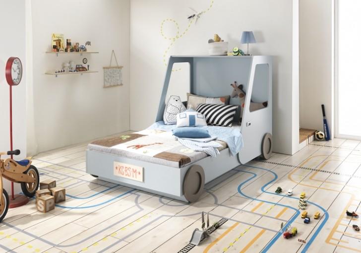 Habitaciones muy bonitas para ni os peque os decopeques - Habitaciones infantiles nino ...