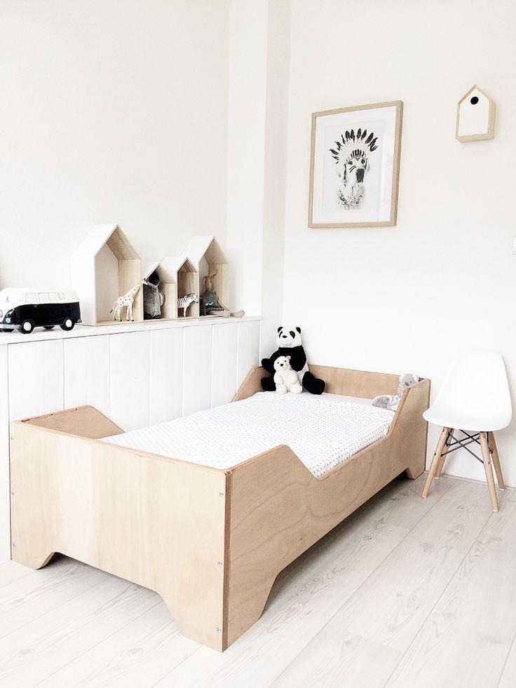 ¡Nuevo! 10 Habitaciones muy naturales para niños
