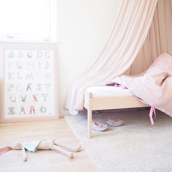 Instagram, espacios nórdicos de una estilista sueca