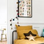 Dormitorios infantiles con aires vintage