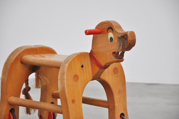 mid-mod-juguetes-vintage-perro