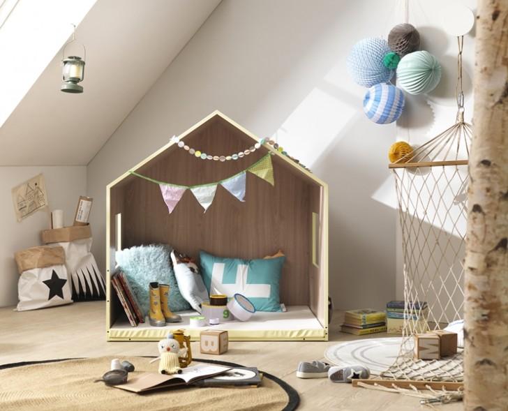 Habitaciones muy bonitas para ni os peque os decopeques - Ver habitaciones infantiles ...