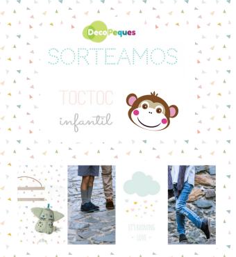 Maxi-Sorteo#7 Pisamonas + TocToc Infantil – Martes 24 de Noviembre