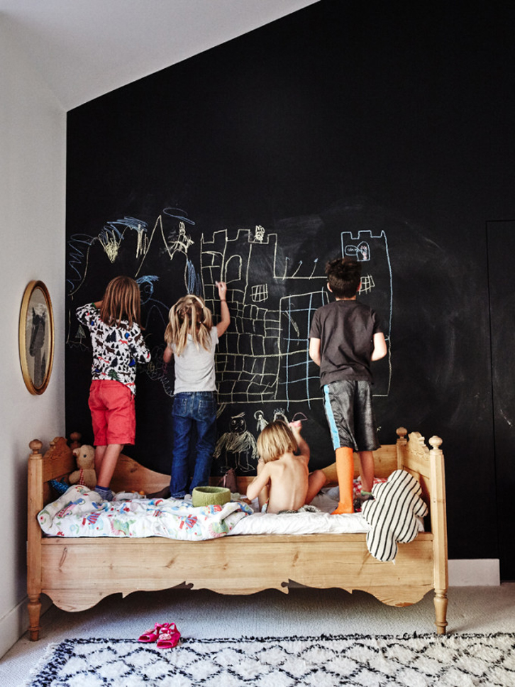 habitacion-infantil-pizarra