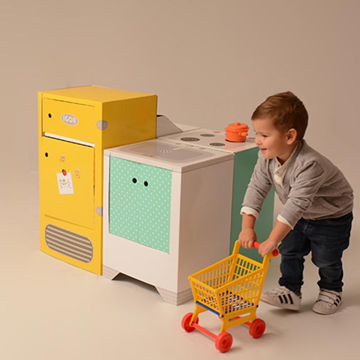 Nuevos juguetes de diseño eco