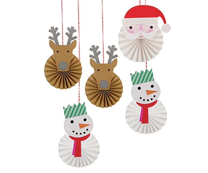 El esp ritu navide o llega a tutete decopeques for Adornos originales para navidad