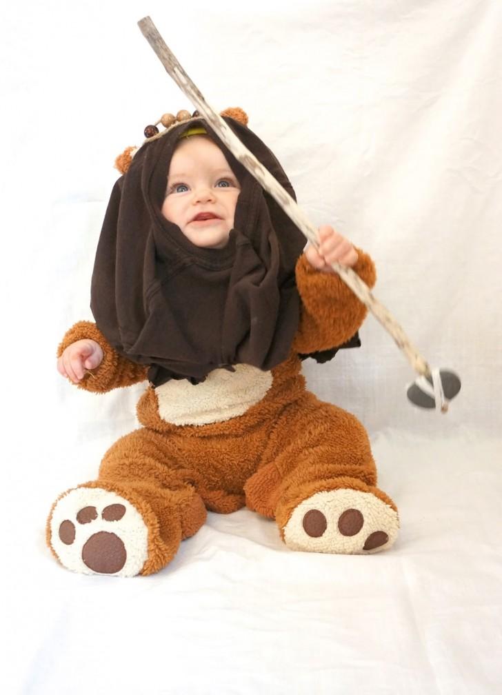 disfraz-bebe-ewok