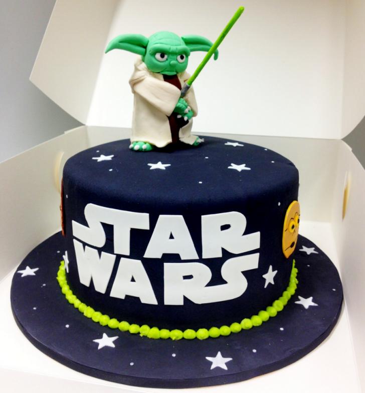 Estremamente 7 Tartas de cumpleaños Star Wars | DecoPeques EP64