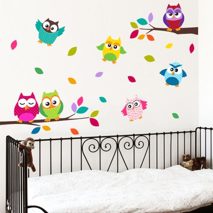 Vinilos infantiles starstick para el cuarto del beb for Vinilos para dormitorios infantiles