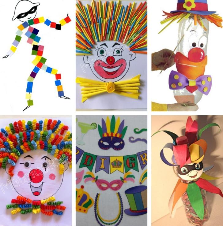 Manualidades de carnaval para ni os decopeques - Manualidades halloween faciles para ninos ...