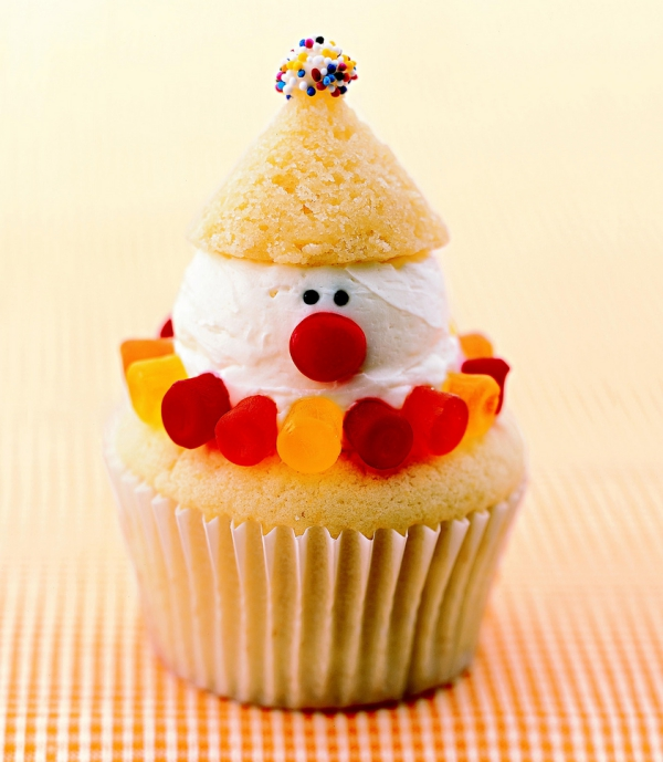 cupcake-payaso-infantil