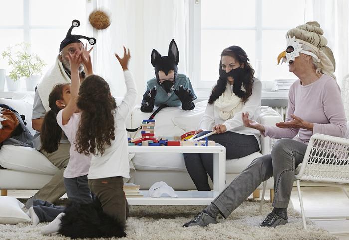 Disfraces de Ikea para niños ¡nuevo! | DecoPeques