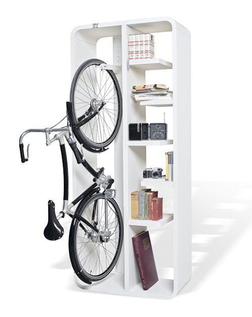 Habitaciones Juveniles, Ideas decorativas para guardar la bici