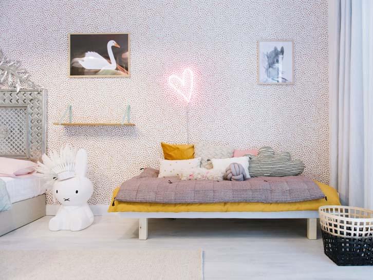 Habitación infantil de diseño muy trendy