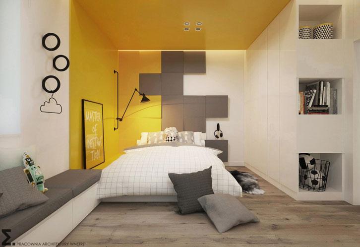 Dormitorios para j venes y adolescentes decopeques - Habitaciones para jovenes ...