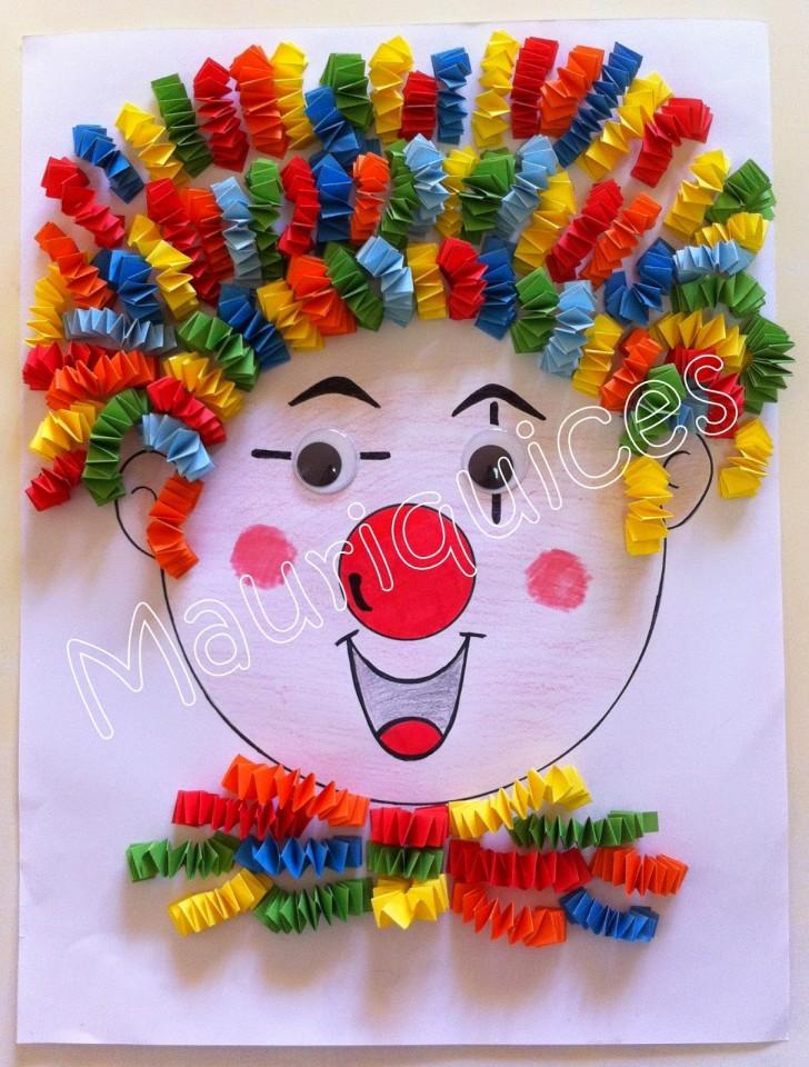 manualidades-carnaval-payaso