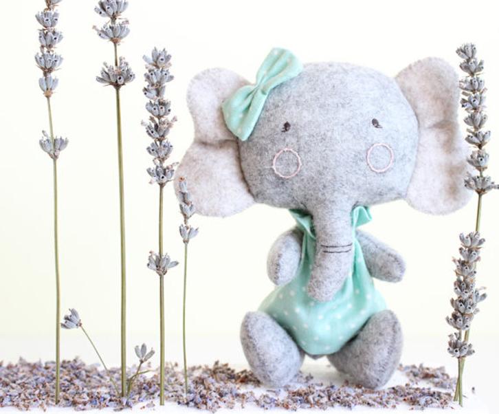 peluches-bonitos-elefante