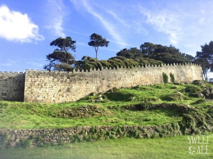 Fortaleza Parador de Bayona