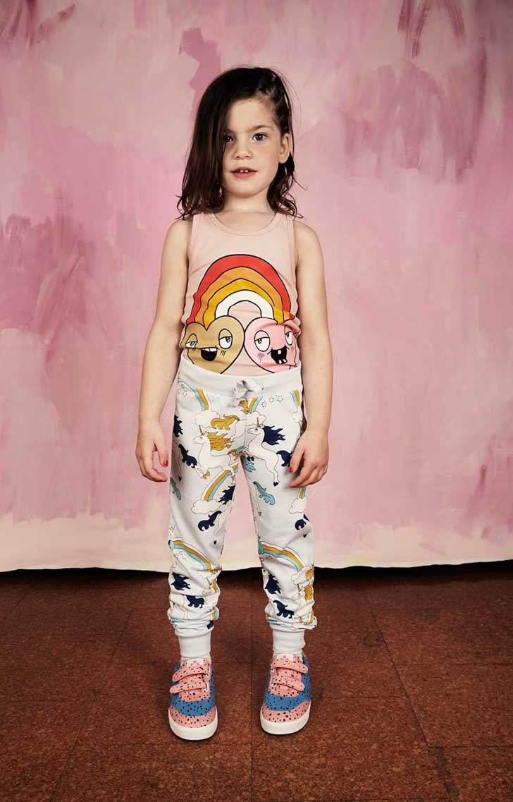 moda-infantil-primavera-verano-2016-mini-rodini-camiseta-arcoiris
