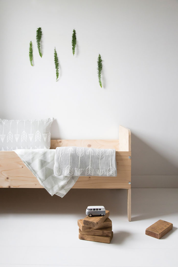Colección de textil infantil Roomblush primavera-verano 2016