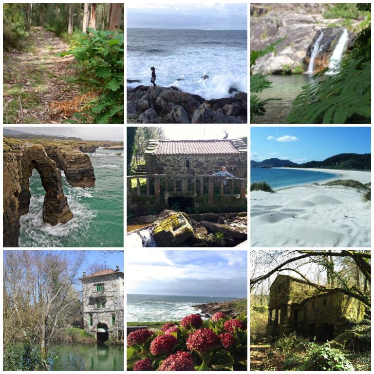 vacaciones en familia- Galicia
