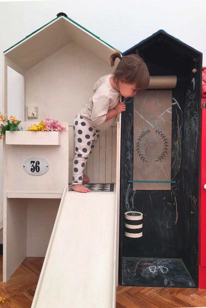 Casitas creativas para niños de by Lele