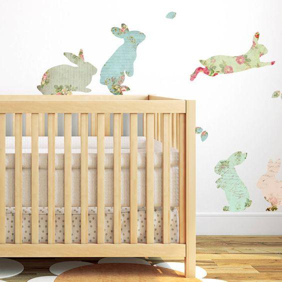 conejos-pared-decoracion-peques