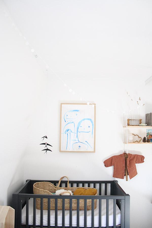 habitacion-de-bebe-vintage-cuna