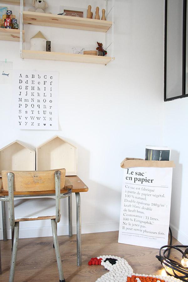 habitacion-de-bebe-vintage-escritorio