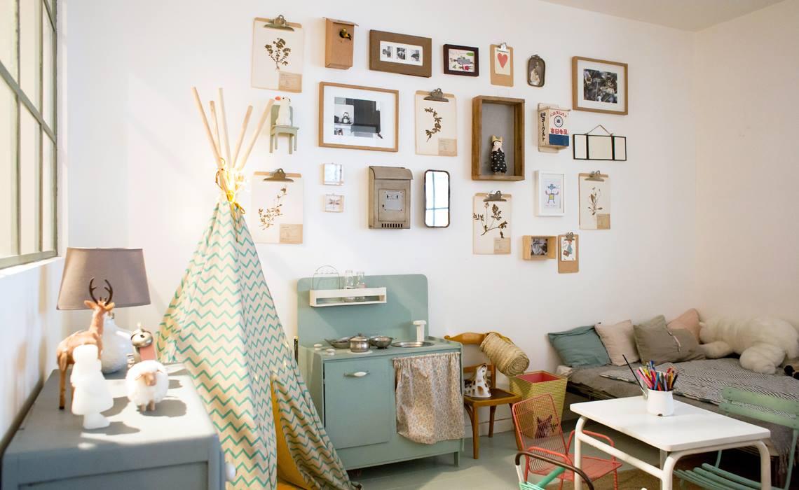 C mo decorar habitaciones de juegos decopeques - Como decorar habitaciones ...