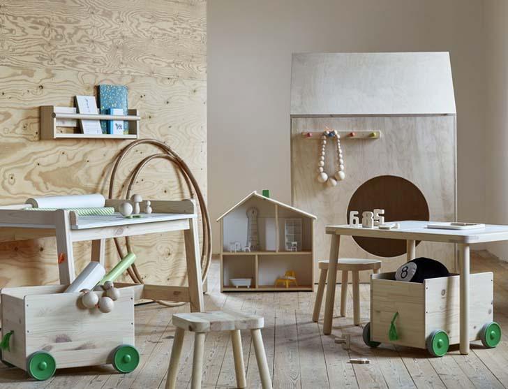 Ikea flisat nueva colecci n para ni os de ikea decopeques - Muebles habitacion juvenil ikea ...
