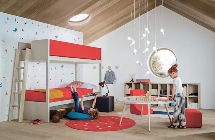 Nidi, mobiliario infantil de diseño