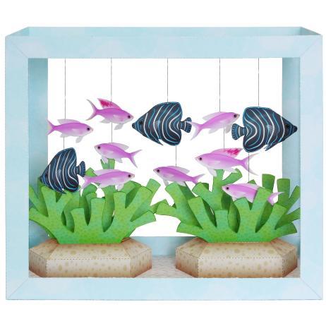 Peceras diy hechas con imprimibles decopeques for Peceras con peces