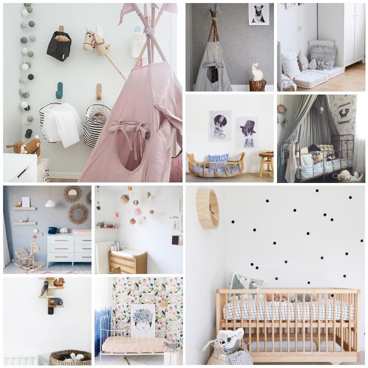 10 ideas para copiar en la habitaci n del beb decopeques for Como decorar mi cuarto juvenil yo misma