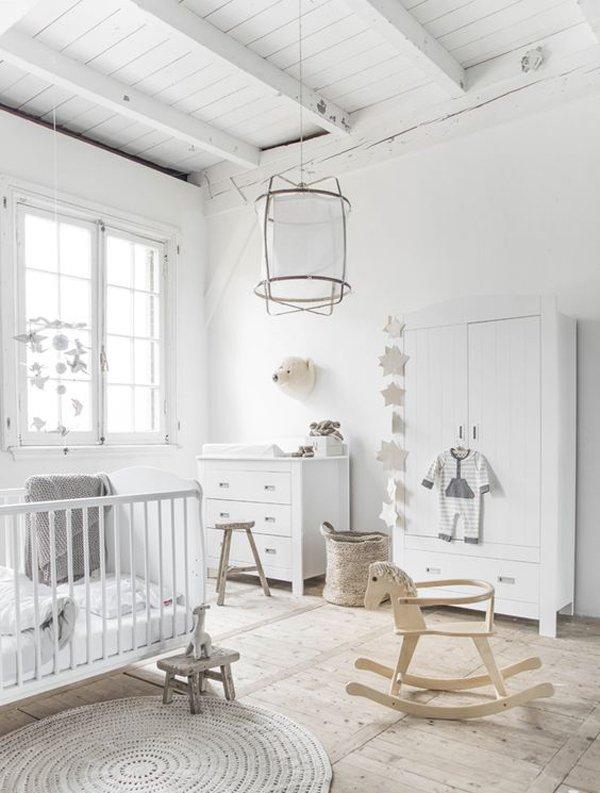 6 balancines para decorar las habitaciones infantiles